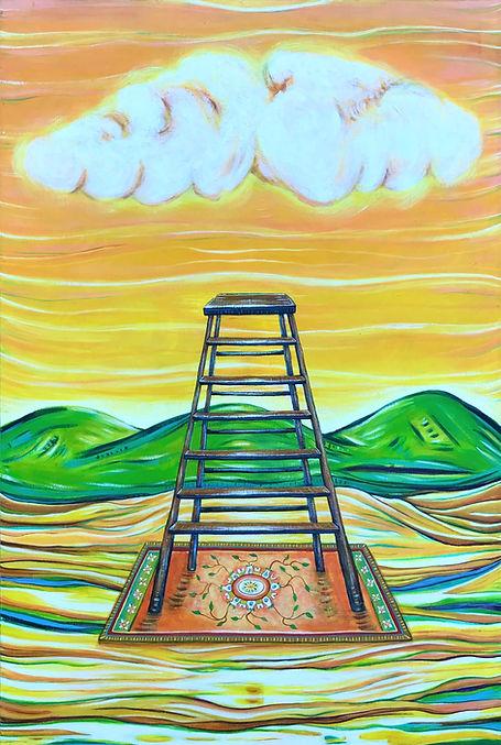 Ascending and Descending the Cloud of Un