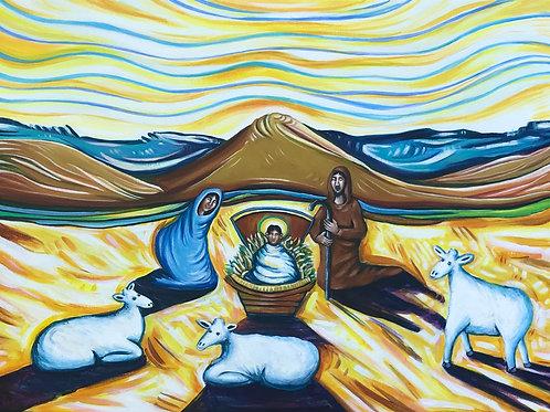 La Natividad de La Cuarentena