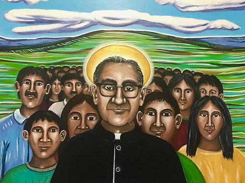 San Oscar Arnulfo Romero: El Pueblo es mi Profeta