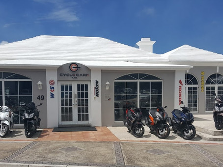 Nearly 30 Years of Cycle Care in Bermuda