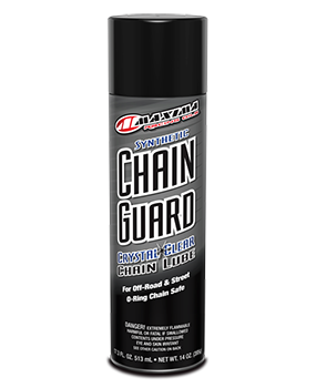 Synthetic Chain Guard