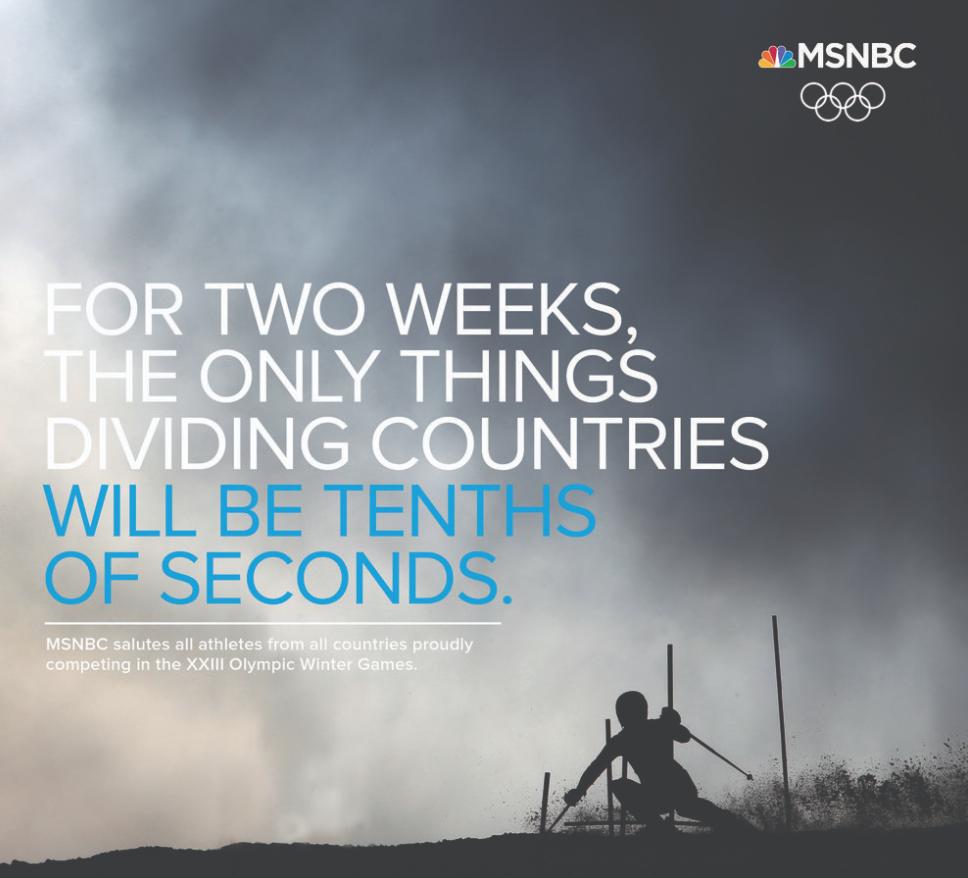 MSNBC Olympics
