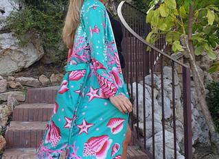 New Line of Long Kimono Cardigans