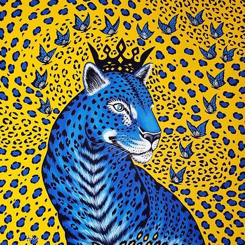 Catlike artwork