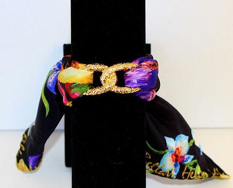 Hawaii Infinity silk bracelet