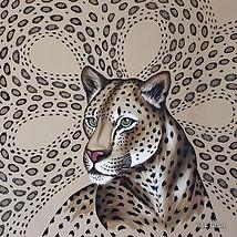 153. Leopardo, acrílico sobre lienzo,50x50cm, 12-2020.jpg