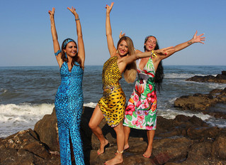 SHINE THIS SUMMER WITH HELEN BELLART DRESSES
