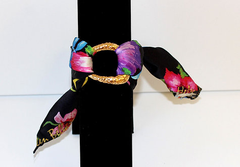 Hawaii silk bracelet