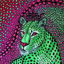 Exotic Leopard