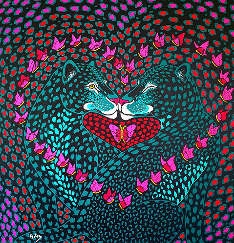 Kiss artwork