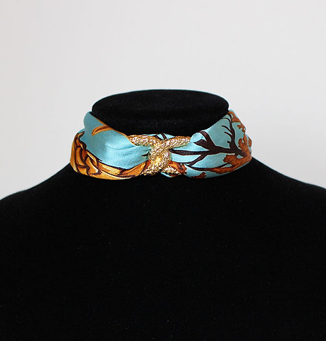 Sea treasure Choker Necklace