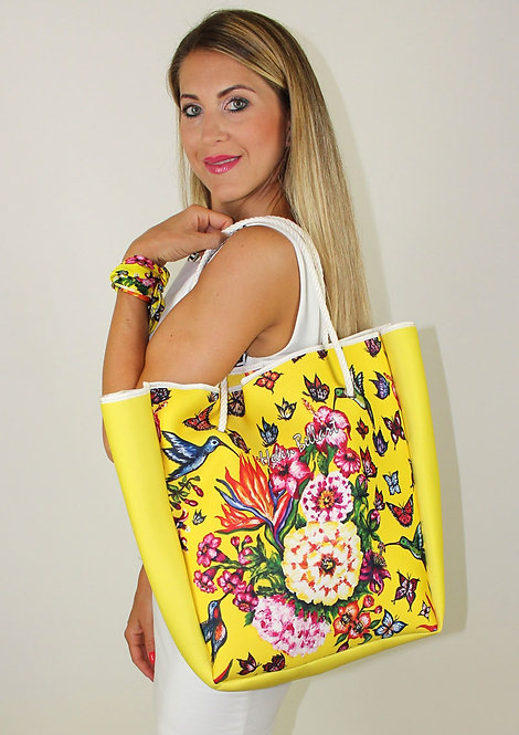 Butterfly Paradise Neoprene bag