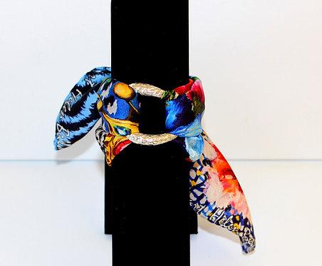 Tiger silk bracelet
