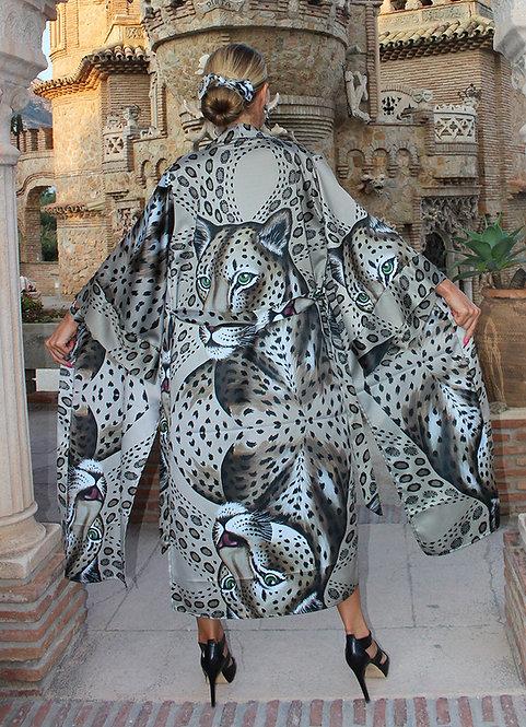 Leopardo kimono