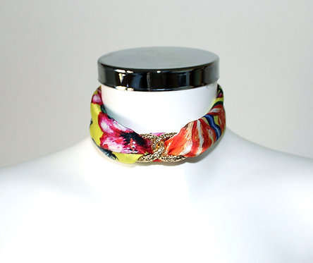 Butterfly Paradise Choker Necklace