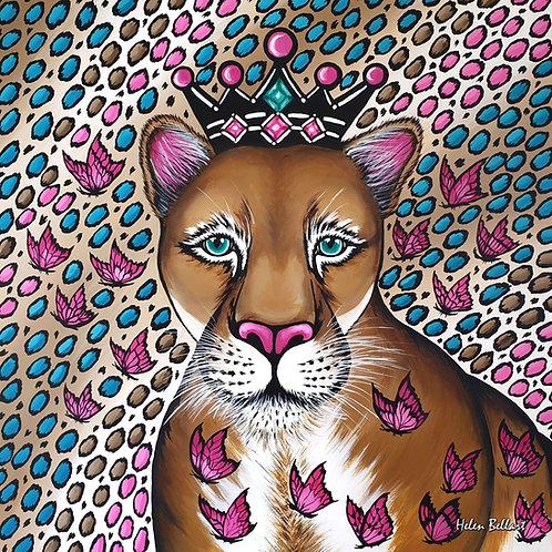 Puma artwork