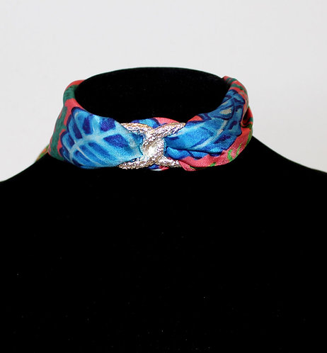 Seafloor Choker Necklace