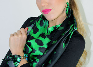 The Latest Green Tiger Collection