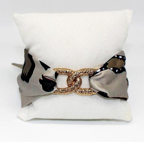 Leopardo Infinity bracelet