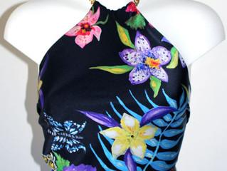 Hawaii Silk Top & Ideas how to wear it...