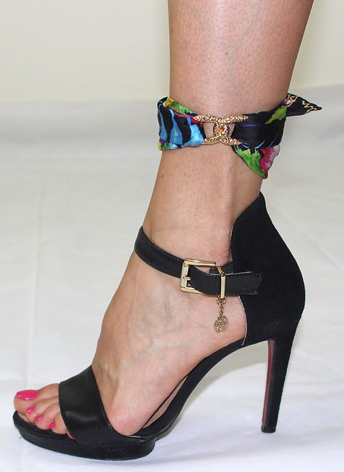 Hawaii ankle silk bracelet