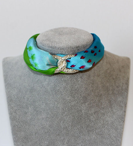 Golf Lady Choker Necklace