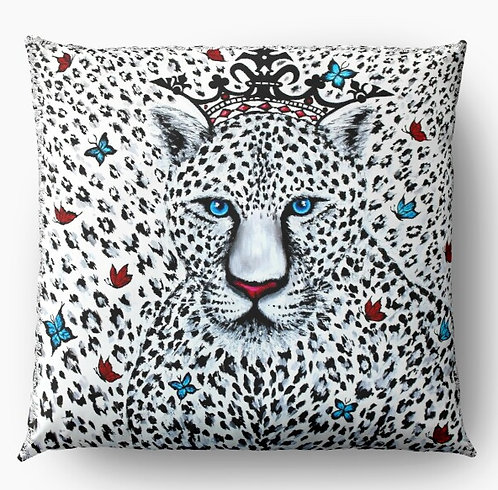 Savage decorative pillow cover