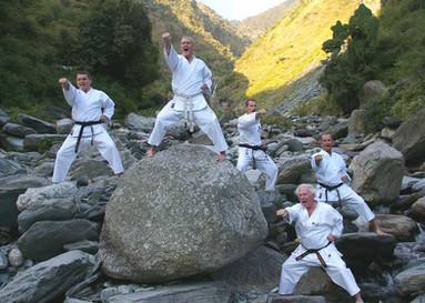 Konjaku Shin Squad in The Himalayas