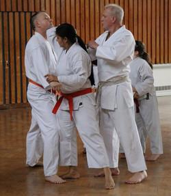 Dave Kershaw teaching at Bristol, UK