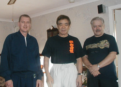 Hirokazu Kanazawa, Jim and Dave
