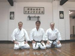 Dave Kershaw,Shiro Asano,Jim Palmer
