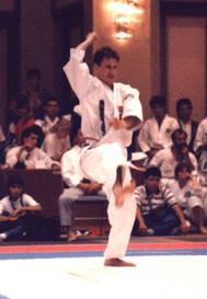 Sensei Kershaw, World Championships, Mexico City