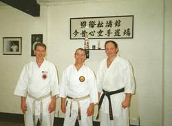 Dave Kershaw, Bryan Woods, Paul Mead