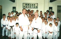 Dave Kershaw and Charles Hannah