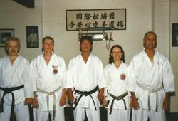 Dave Kershaw, Shiro Asano