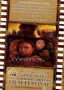 COIT_-_2015_Kingdomwood_Fest_-_Gold_Award