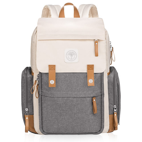 Baby On-The-Go Diaper Backpack