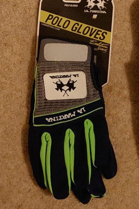 La Martina Men's Tech Gloves