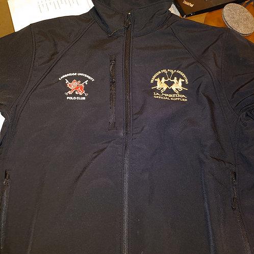 Varsity CUPC La Martina Unisex Soft Shell Jacket