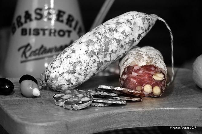 Saucissons aux Noisettes Salaisons Savoie