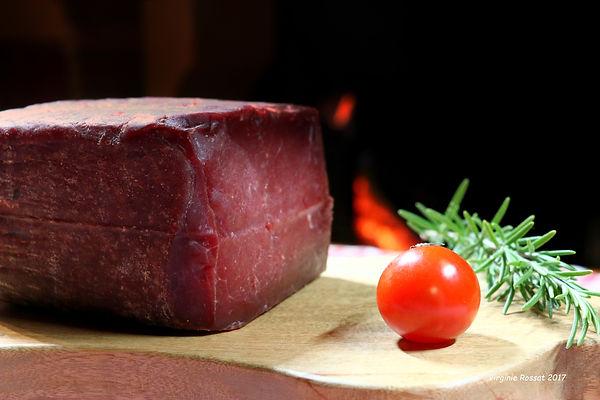 Viande séchée des Alpes Savoie