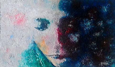 Serenity, by Jenny Fox McCay