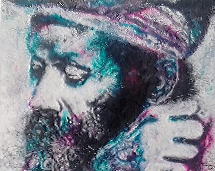Portrait of Stompie