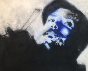 Portrait of Daniel Franks, The Hot Club of Cape Town