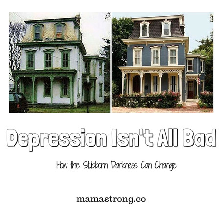 Depression Isn't All Bad
