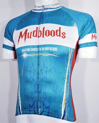 Leukemia Lymphoma Society custom jersey