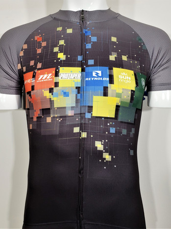 Custom Cycling Jersery for Hayes Performance Systems