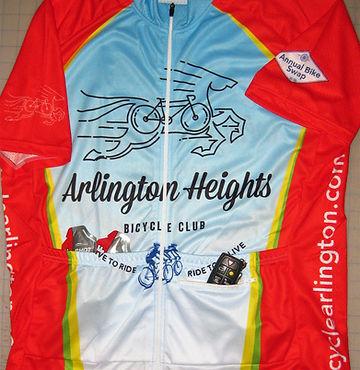 Custom Recumbent Cycling Jersey 93fb14823