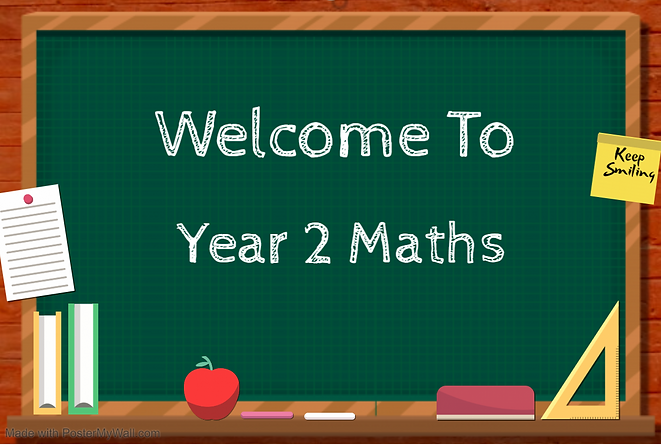 Welcome to Year 2 Maths.PNG