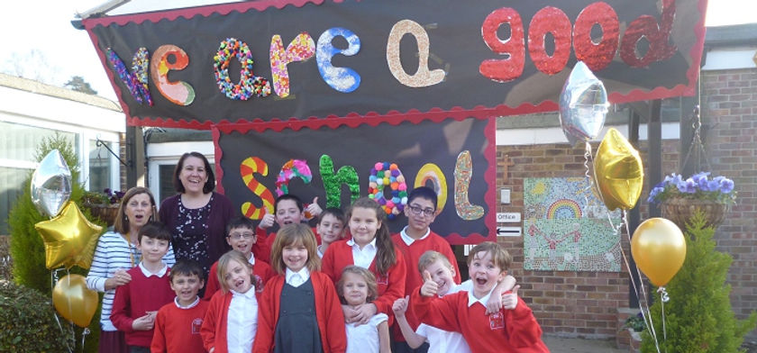 OFSTED we are a good school.jpg